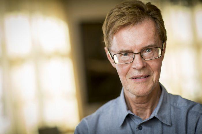 Åke Relesjö M.D., Ophthalmologist