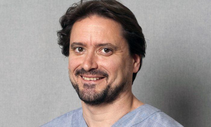 Mario-Alexander Economou M.D., Ph.D., Ophthalmologist