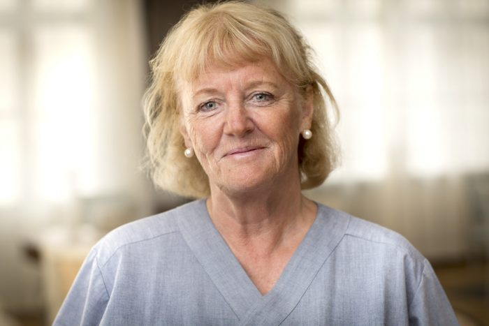 Åsa Jontell Ophthalmology nurse