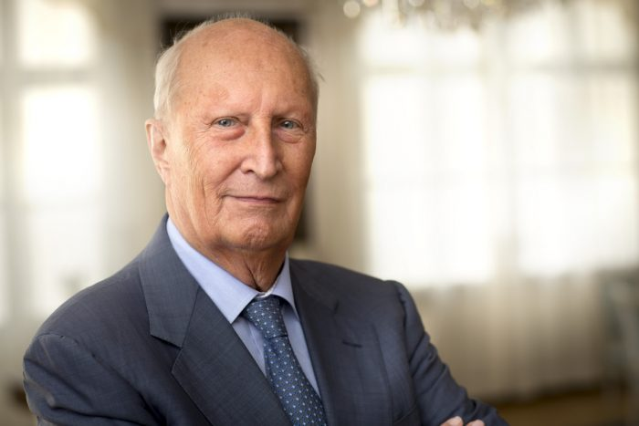 Bo Philipson M.D., Ophthalmologist, Professor emeritus, head of Stockholms Ögonklinik