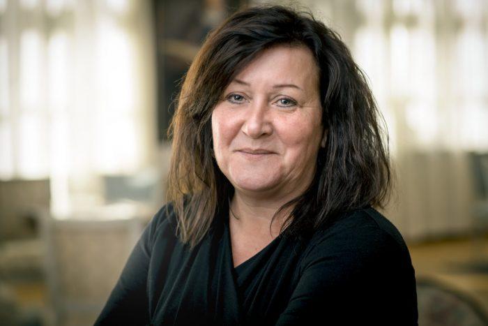 Carina Rosenberg Reception manager