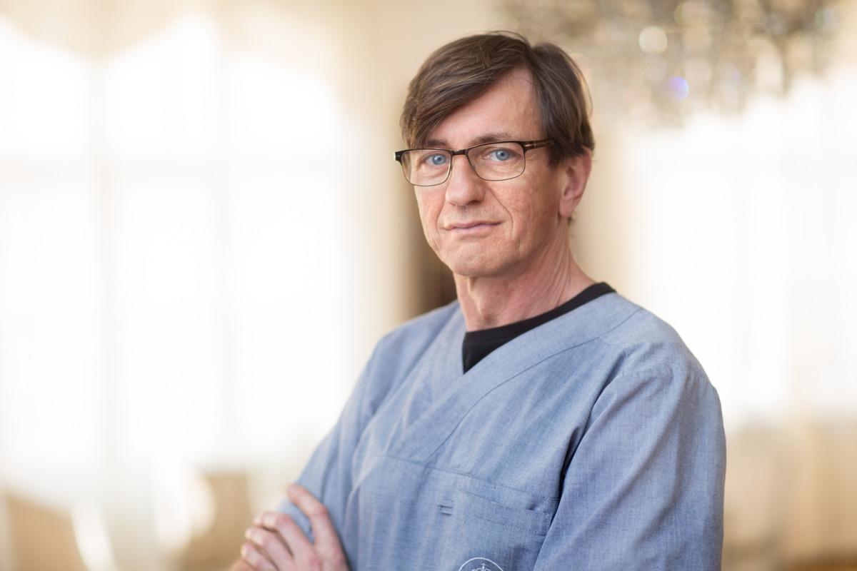 Hans Setterquist M.D., Ophthalmologist