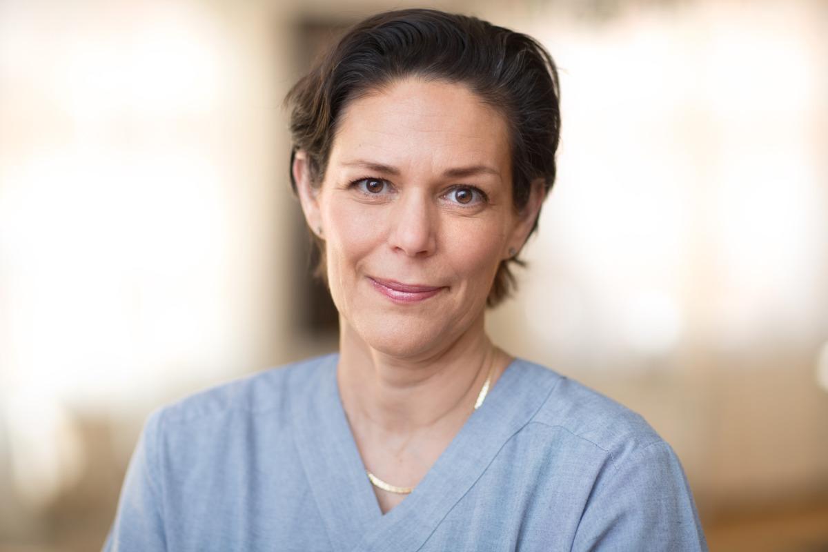 Meriem Tounsi Brandhammar Head of unit, ophthalmology nurse