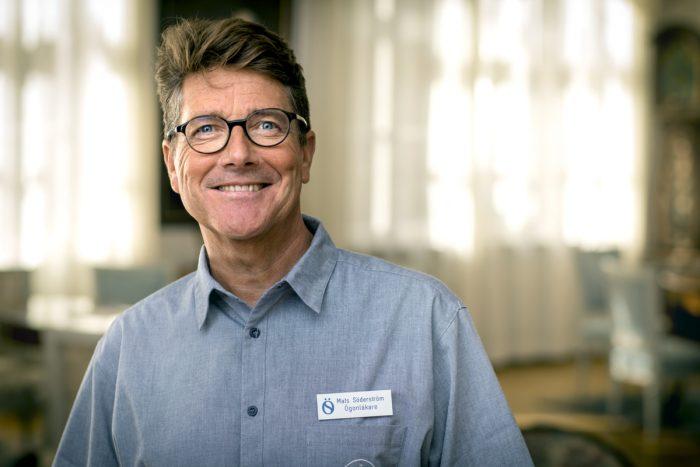 Mats Söderström M.D., Ophthalmologist, Associated Professor