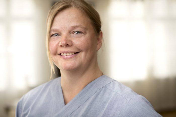 Minna Rimbe Ophthalmology nurse