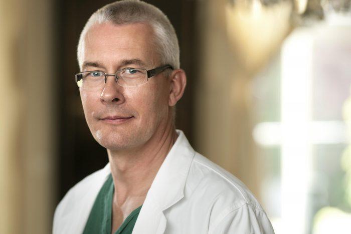 Tomas Wijk M.D., Ophthalmologist