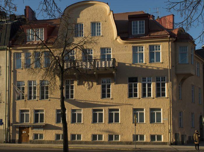 Stockholms Ögonklinik Valhallavägen 58