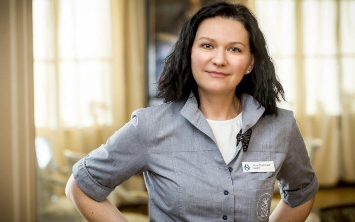 Leg. läkare, ögonspecialist Anna Stelnikova Stockholms Ögonklinik