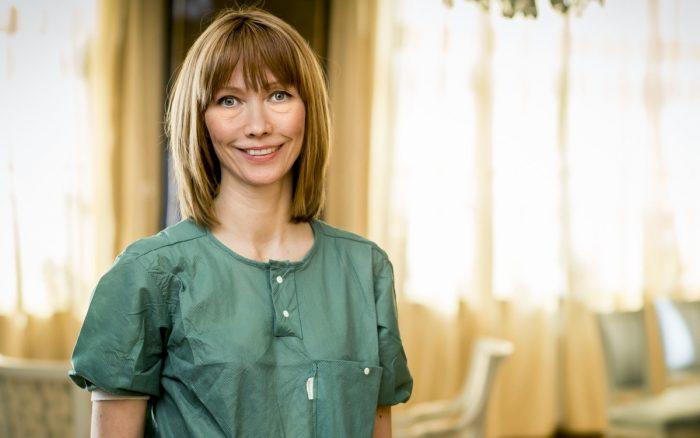 Leg. läkare, ögonspecialist Annemari Koivula Stockholms Ögonklinik