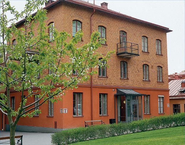 Stockholms Ögonklinik Entré