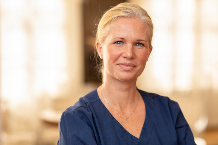 Emma Friling M.D., Ophthalmologist