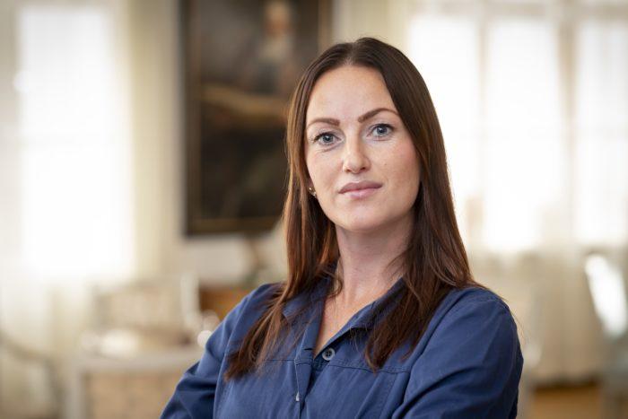 Alexandra Carlsson Receptionist