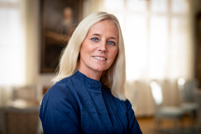 Ann-Marie Andersson Head of Customer Center