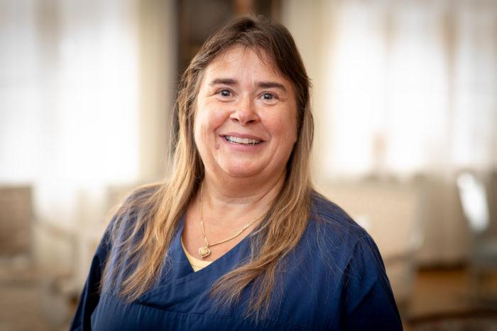 Katrin Strand Undersköterska
