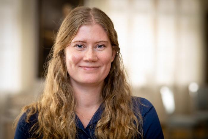 Matilda Hallberg Receptionist