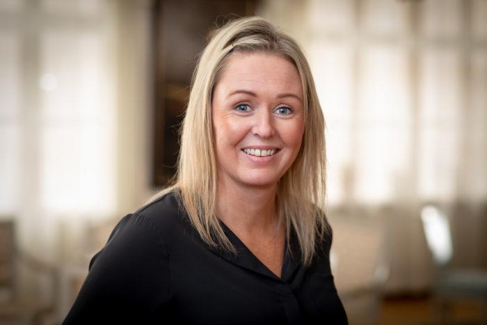 Sara Eriksson Administrator