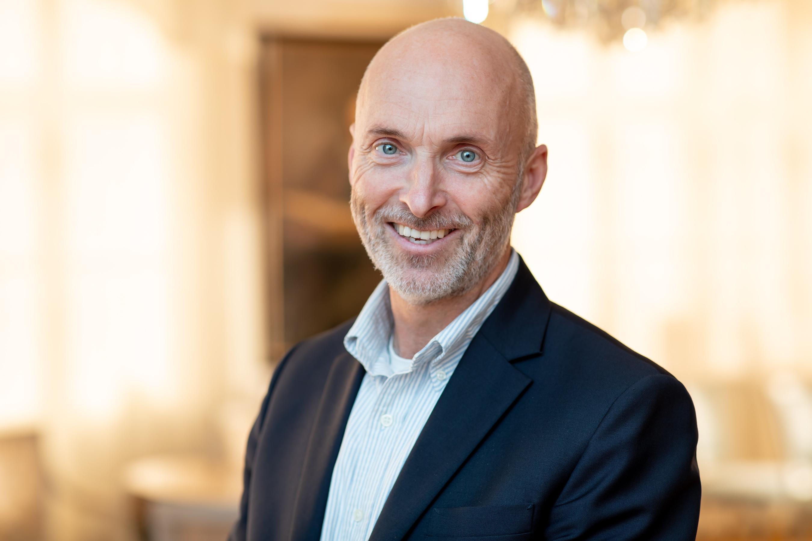 Göran Lind, CEO